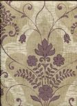 Home Wallpaper Andalusia Damask 2614-21038 By Beacon House For Brewster Fine Decor